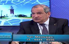 El Ministro Jorge Lemus en el canal Metro
