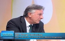Dr. Jorge Iapicciono : Hay que mejorar las condiciones de trabajo de los médicos