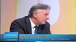 Dr. Jorge Iapicciono :