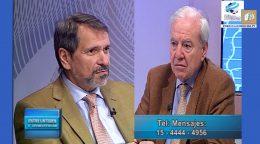 Lic.Hugo Magonza:  Hoy se habla de un Modelo de Equipo de Salud.