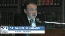 Jornada debate de Una nueva Ley de Medicamentos: Discurso Dr. Daniel Alvarado