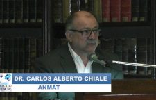 Jornada debate de Una nueva Ley de Medicamentos: Discurso Dr Carlos Alberto Chiale