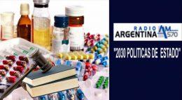 Dr. Ruben Iannantuono : Una nueva ley de Medicamentos es fundamental para el nuevo Plan de Salud.