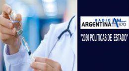 Dra. Laura Raccagni : las vacunas pasarían a ser aplicadas en forma voluntaria y eso significaría un retroceso en Salud Publica