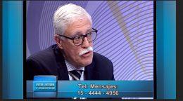 Dr. Jorge Neira en el programa de Entre Ustedes y Nosotros