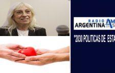 Ocho Mil nuevos donantes de órganos en las Paso