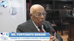 Entrega de distinciones y Homenaje al Dr. Fortunato Benain Miembro de la Academia Nac. de Medicina