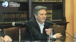 """Dr. Luis Scervino: """"Cuando gastamos mal lo recursos nos pasa lo que nos pasa a los argentinos"""""""