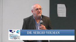 """""""Se puede pensar en un sistema de Salud equilibrado sin la existencia de una AGNET? Que pasa en el mundo y en nuestro país. Dr. Sergio Volman"""