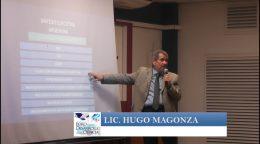 Presentación del Lic. Hugo Magonza – Situación del Prestador médico y las Instituciones de Salud