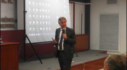 Presentación del Dr. Jorge Iapichino – Situación del Prestador médico y las Instituciones de Salud