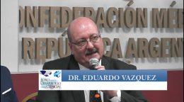 La visión, misión y aporte de los jueces ante la conflictividad en Salud –  Dr. Eduardo Vazquez