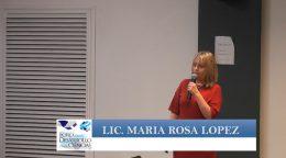 """Los procesos de atención en Salud. Aportes y revalorización integral de la Enfermería"""" Lic. María Rosa López"""