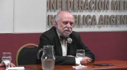"""""""Dilemas y desafíos a afrontar en pos de sistemas de Salud integralmente sustentables"""" Dr. Rubén Torres."""