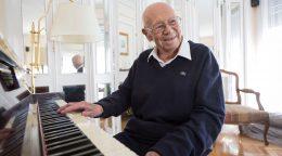 Homenaje al Dr. Fortunato Benaím en sus 100 años de vida