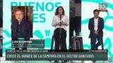 El centro de la discusión sobre la necesidad de modificar el sistema de salud surge a partir de declaraciones de la vicepresidenta Cristina Fernandez