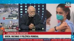 La grieta mas importante en la Argentina está entre la política y el conjunto de la sociedad